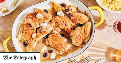 Chicken Provençal recipe