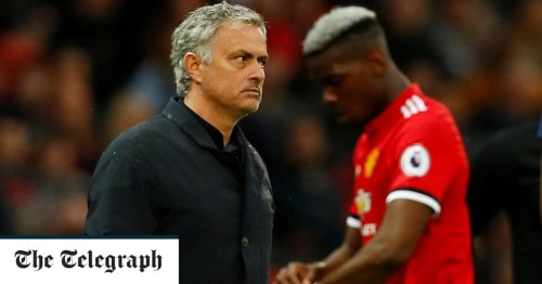 Paul Pogba renews war of words with Jose Mourinho and claims his former manager 'goes against players'