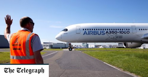 Airbus lifts forecasts as recovery from pandemic accelerates