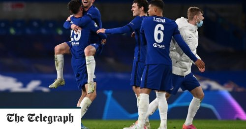 Chelsea outplay Real Madrid to set up all-English Champions League final