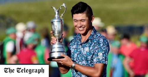 Collin Morikawa wins The Open with a score of -15 as he holds off late surge from Jordan Spieth