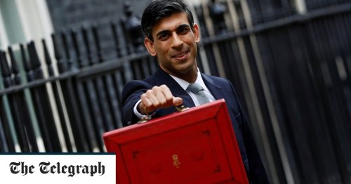 Sunak to scrap Covid business loans and unveil new scheme