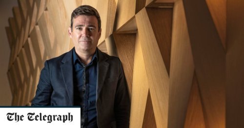 Andy Burnham: I won't rule out running for Labour leader – but only after 2024