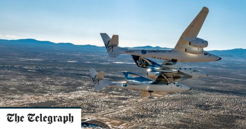 Virgin Galactic shares plunge after Branson flight delayed