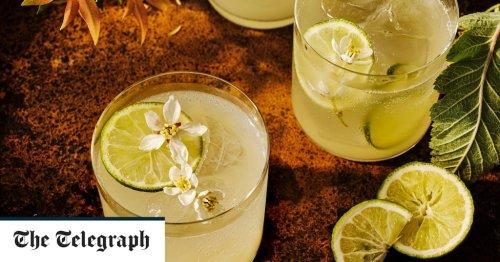 English Blossom non-alcoholic cocktail recipe