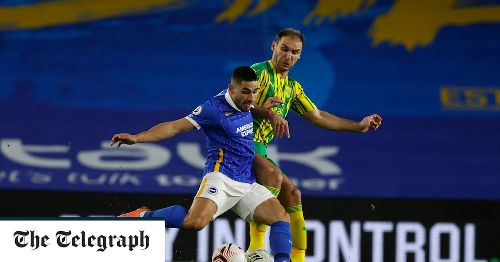 West Brom vs Brighton, Premier League: live score and latest updates