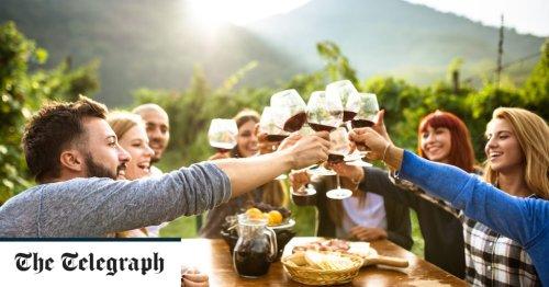 Wine Tasting cover image