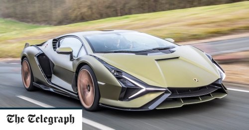 Hypercar frenzy as Lamborghini's latest joins an insatiable market for extreme performance