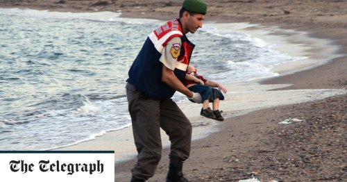 'Photo of my dead son has changed nothing', says father of drowned Syrian refugee boy Alan Kurdi