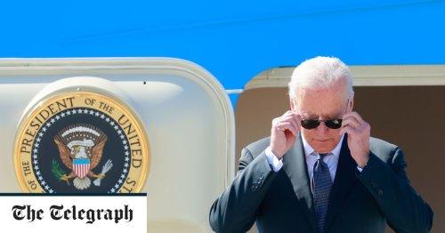 A weak Joe Biden is badly out of his depth