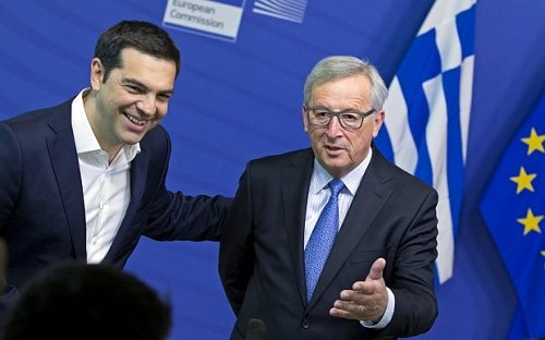 Greece is toying with the EU gods