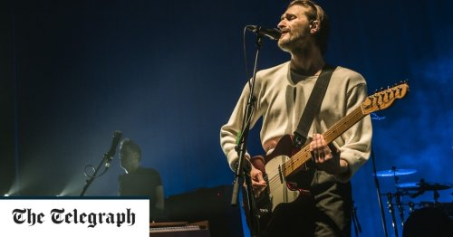 Wild Beasts deliver a masterful set to go out with a bang – Hammersmith Apollo, review