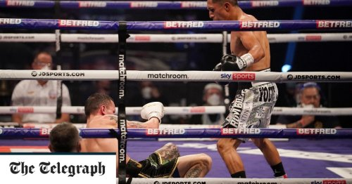 Josh Warrington is left with much to figure out after shock defeat to Mauricio Lara