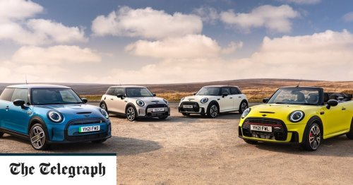 BMW makes Mini its own: from divisive concept to marketing sensation