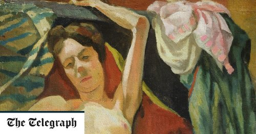 'Lucian Freud perched, rapt, on her deathbed': the wild, tragic life of Nina Hamnett