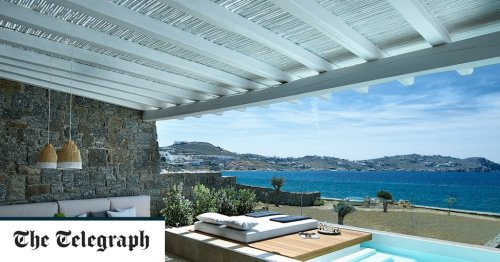 10 amazing adults-only hotels on the Greek Islands
