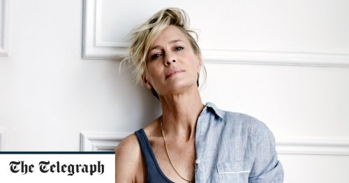 Robin Wright: 'I can't spend more energy worrying if people like me'