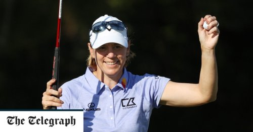In what has been a tough week for golf, Annika Sorenstam's reemergence provided a welcome dose of nostalgia