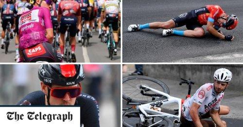 Giro d'Italia teams 2021: Full list of remaining riders
