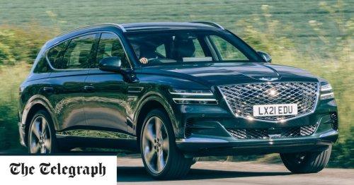 Hyundai Genesis GV80 review: the SUV that's up against German 'premiumness'