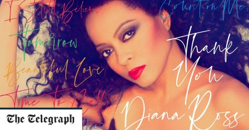 Diana Ross says 'Thank You' to her fans with comeback album