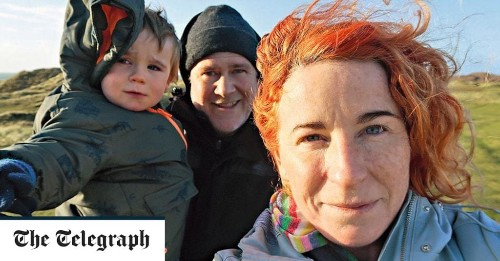 We swapped our family home for life on the open road