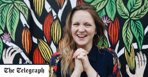 Hollie McNish busts taboos about puberty, periods and breastfeeding in the brilliant Slug