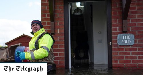 Developers to be banned from building on land in danger of flooding