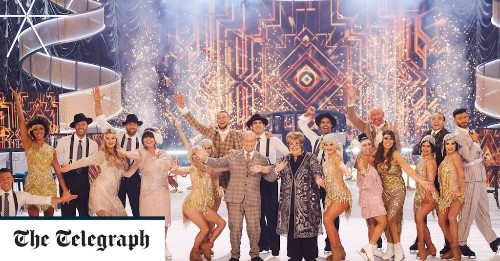 The Real Full Monty on Ice, episode 1 review: unwise tattoos, wobbly bits – and all for a good cause