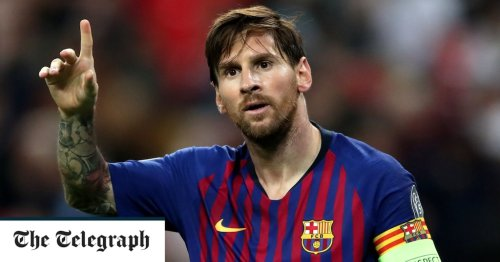 Lionel Messi now free agent after Barcelona contract expires