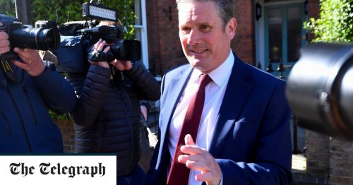 Sir Keir Starmer faces calls to reshuffle Labour front bench after 'disastrous' Hartlepool and local election results