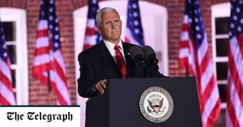 What next for Mike Pence after Trump's impeachment?