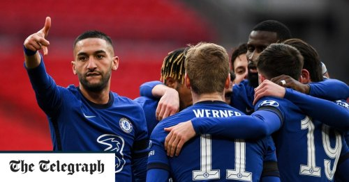 Industrious Chelsea end Man City's quadruple hopes with deserved Wembley win