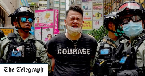 Hong Kong police obtain financial records of arrested democracy activists