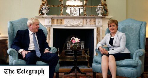 Sturgeon will never admit it, but she has the UK Government to thank for getting Scotland out of lockdown