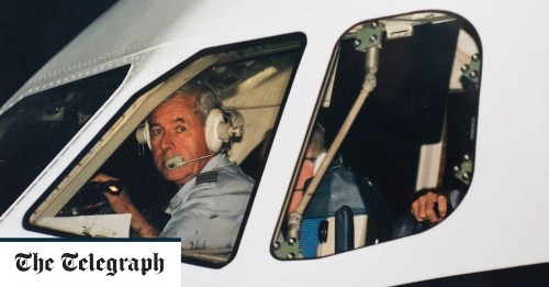 Pilot who returned Diana's body from Paris reveals how they scrambled to stop people listening in