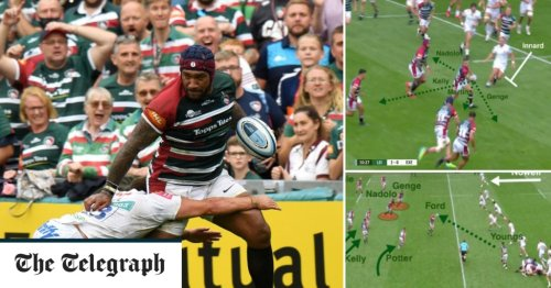 'We used to get stuck in the man test': How the attack of Leicester Tigers is evolving