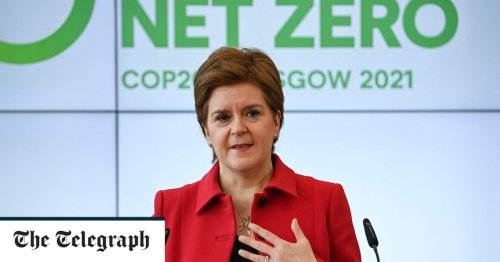 Nicola Sturgeon bids to carve out Cop26 role by supporting poorer nations
