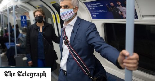 Sadiq Khan hit by Tube strike threat as second term begins