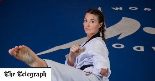 Amy Truesdale interview: I've waited all this time for para-taekwondo to be in Games, I can wait another year