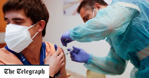 Vaccine shortage disrupts Spanish regions as Madrid suspends first dose campaign