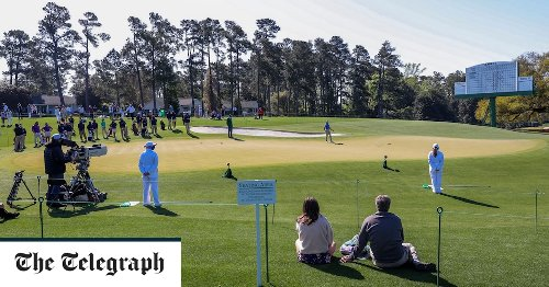 Masters 2021: Tee times for second round, how to watch on TV and latest odds