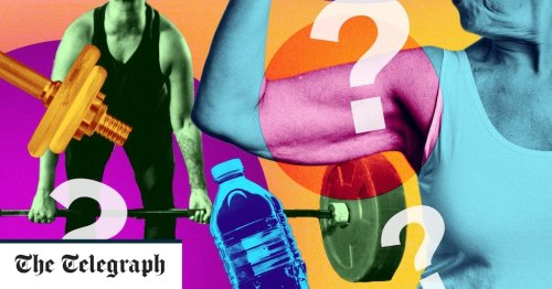 Everything you need to know about keeping fit during your 40s and 50s: your questions answered