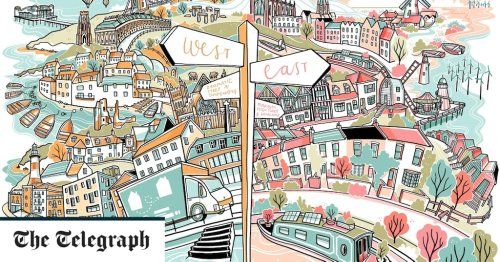 Forget the North-South divide – it's all about East versus West now