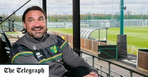 Daniel Farke - the under-rated Norwich manager who doesn't win awards, just matches
