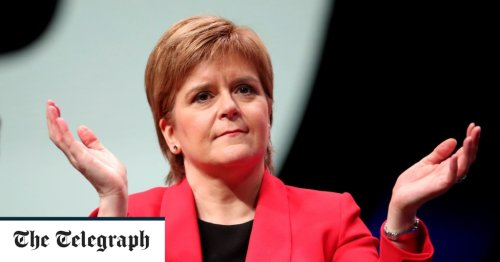 No wonder Nicola Sturgeon bangs on about independence - everything else the SNP controls is a mess