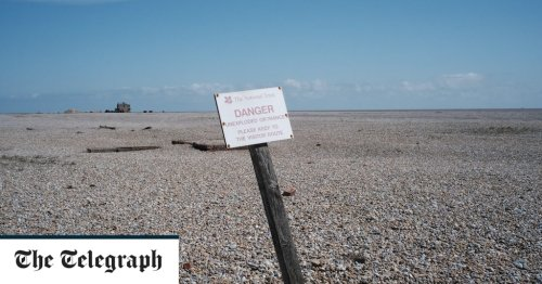 Artangel: Afterness, Orford Ness review: the debris on the beach was more impressive