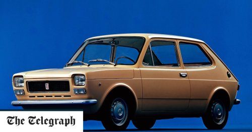 UK's rarest cars: the innovative Fiat 127 is almost extinct after 50 years