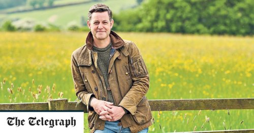 Matt Baker: 'There's more to farming than wafting around the countryside'