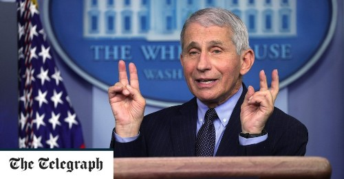 Anthony Fauci: I feel 'liberated' now Donald Trump has gone, says US Covid adviser